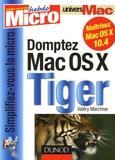 Valéry Marchive - Domptez Mac OS X Tiger.