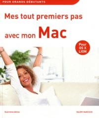 Valéry Marchive - Mes tout premiers pas avec mon Mac.