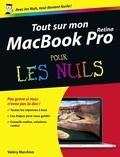 Valéry Marchive - Tout sur mon MacBook Pro Retina pour les nuls.