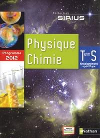 Valéry Prévost et Bernard Richoux - Sirius Physique Chimie Tle S.