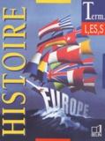 Valéry Zanghellini et  Collectif - Histoire, Term. L, ES, S.