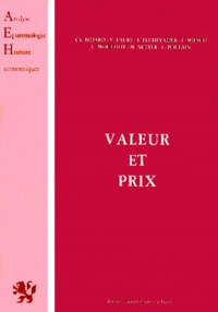 Christian Bidard - Valeur et prix.