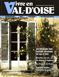 Clément-Noël Douady - Vivre en Val-d'Oise N° 84, Février-Mars : Un deuxième parc naturel régional en Val-d'Oise.