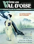 Patrick Glâtre - Vivre en Val-d'Oise N° 85, Avril-Mai 200 : Au chateau d'Auvers : iris et japonisme.