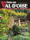 Patrick Glâtre - Vivre en Val-d'Oise N° 90, Février-Mars : Jardins secrets du Val-d'Oise.