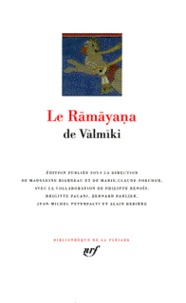 Le Râmâyana -  Vâlmîki pdf epub