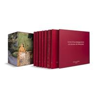 Vâlmîki - Ramayana - Illustré par les miniatures indiennes du XVIe au XIXe siècle, coffret 7 volumes.