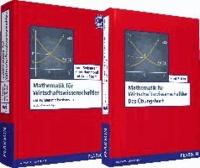 Value Pack Mathematik für Wirtschaftswissenschaftler (Lehrbuch + Übungsbuch).
