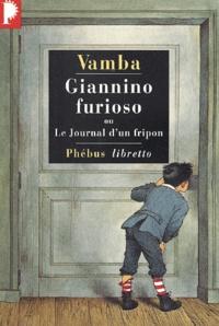 Vamba - Giannino furioso ou Le Journal d'un fripon.