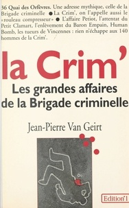 Van Geirt - La crim'.