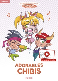 Van Huy Ta - Adorables chibis.