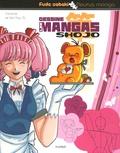 Van Huy Ta et Caroline Ta - Dessine les mangas Shojo.