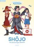 Van Huy Ta - Shôjo - Les personnages féminins.