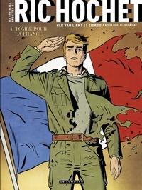 VAN LIEMT Simon et  Zidrou - Les Nouvelles Enquêtes de Ric Hochet - tome 4 - Tombé pour la France.