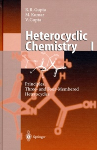 HETEROCYCLIC CHEMISTRY. - Volume 1, principles, three-and four-membered heterocycles, with 98 figures and 34 tables.pdf
