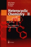 Vandana Gupta et Radha-Raman Gupta - HETEROCYCLIC CHEMISTRY. - Volume 2, Five-Membered Heterocycles.