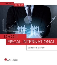 Vanessa Barbé - Droit fiscal international.