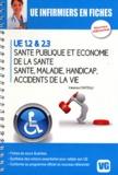 Vanessa Castelli - Santé publique et économie de la santé ; santé, maladie, handicap, accidents de la vie - UE 1.2 et 2.3.