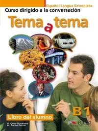 Vanessa Coto Bautista - Tema a Tema B1. - Libro del alumno.