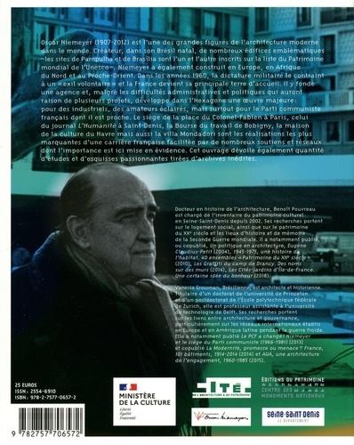 Oscar Niemeyer en France. Un exil créatif