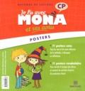 Vanessa Petiot et Michèle Charbonnier - Je lis avec Mona et ses amis CP - Posters.
