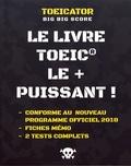 Vanessa Pierre - TOEICator big big score - Le livre TOEIC le + puissant !.