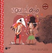 Vanessa Simon Catelin et  Cocotte en papier - Zouc et Agla. 1 CD audio