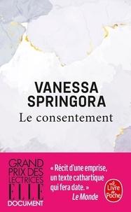 Vanessa Springora - Le consentement.