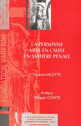 Vanessa Valette - .