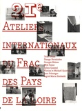 Vanina Andréani - 21e Ateliers internationaux du Frac des Pays de la Loire. 1 CD audio