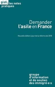 Vanina Rochiccioli - Demander l'asile en France.