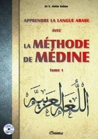 Apprendre la langue arabe avec la méthode de Médine - Tome 1.pdf