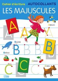 Vanna Bristot et Bernadette Pons - Les majuscules.