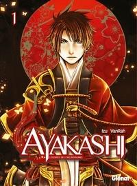 VanRah - Ayakashi Légendes des cinq royaumes Tome 1 : .