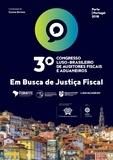 Varios autores - 3.º Congresso Luso-Brasileiro de Auditores Fiscais e Aduaneiros 2018.