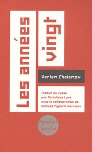 Varlam Chalamov - Les années vingt - Cahier 2 : Réflexions d'un étudiant.