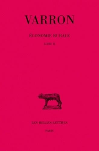 Varron - Economie rurale - Tome II, Livre II.