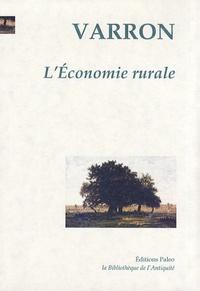 Varron - L'Economie rurale.