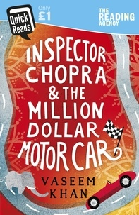 Vaseem Khan - Inspector Chopra and the Million-Dollar Motor Car - A Baby Ganesh Agency short story.