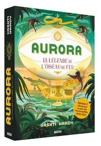 Vashti Hardy - Aurora Tome 2 : La légende de l'oiseau de feu.
