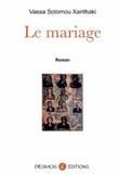 Vassa Solomou Xanthaki - Le mariage.