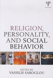 Vassilis Saroglou - Religion, Personality, and Social Behavior.