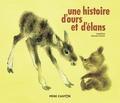 Vassilissa et Romain Simon - Une histoire d'ours et d'élans.