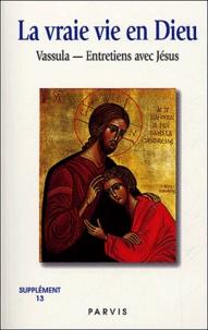 Vassula - La vraie vie en Dieu - Supplément 13, Cahiers 102-109.