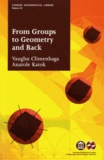 Vaughn Climenhaga et Anatole Katok - From Groups to Geometry and Back.