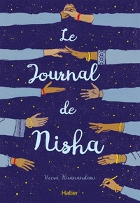 Livres de motivation audio gratuits à télécharger Le journal de Nisha par Veera Hiranandani en francais 9782401032903 FB2 ePub