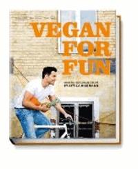 Vegan for fun. Modern vegetarian cuisine - English edition.