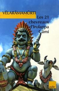 Deedr.fr Les vingt et un chevreaux d'Irulappa Câmi - Et autres nouvelles de l'Inde du Sud Image