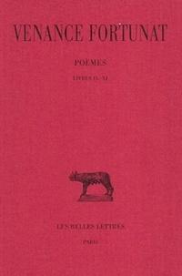 Venance Fortunat - Poèmes - Tome III.