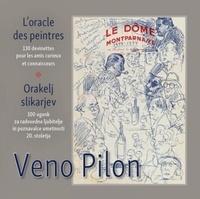 Veno Pilon - L'oracle des peintres - 130 devinettes pour les amis curieux et les connaisseurs. Edition bilingue français-slovène.